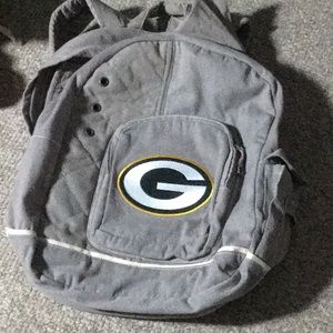 Green Bay Packers Backpack 🎒